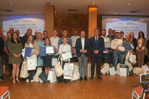 """Gala Sportowa """"Gazety Iławskiej"""" — nagrodziliśmy laureatów! [zdjęcia, video]"""