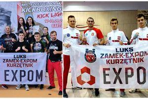 Kickbokserzy rywalizowali w Kartuzach i Budapeszcie