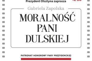 W sobotę czytamy Zapolską