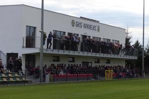 Stadion w Wikielcu oficjalnie otwarty [zdjęcia, video]