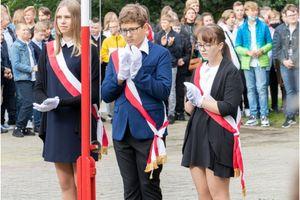 Inauguracja roku szkolnego 2021/2022 w ZS nr 1 w Iłowie-Osadzie