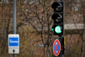 Nietypowa sytuacja w Olsztynie: każdy miał zielone światło. ZDZiT twierdzi, że nie było awarii