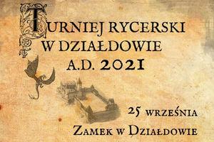 Turniej Rycerski w Działdowie!