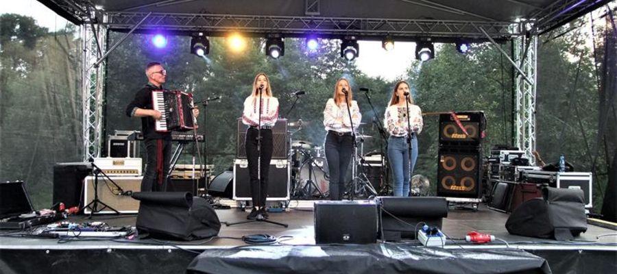 Na festiwalu nie zabrakło ukraińskiej muzyki