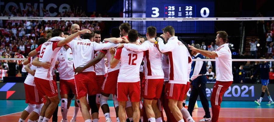 Polacy zakończyli mistrzostwa pewnym zwycięstwem i z brązowym medalem, dając swoim kibicom trochę radości