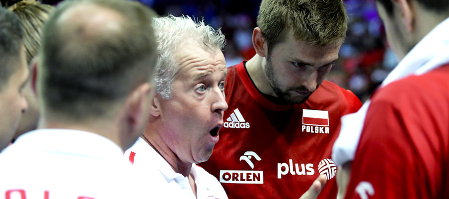 Jeszcze tylko niedzielny mecz o brązowy medal (g. 17:30) i prawdopodobnie pożegnamy Vitala Heynena w roli selekcjonera reprezentacji Polski...