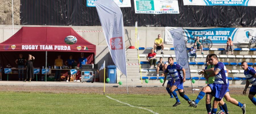 W sobotę 11 września po długiej przerwie na stadionie rugby przy ul. Gietkowskiej został rozegrany mecz