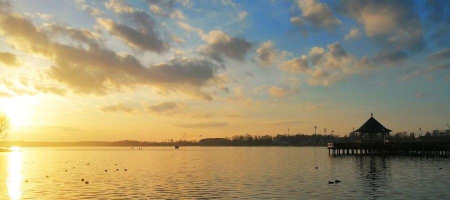 Do tych wypadków doszło  w zatoce Jeziora Drwęckiego w Ostródzie