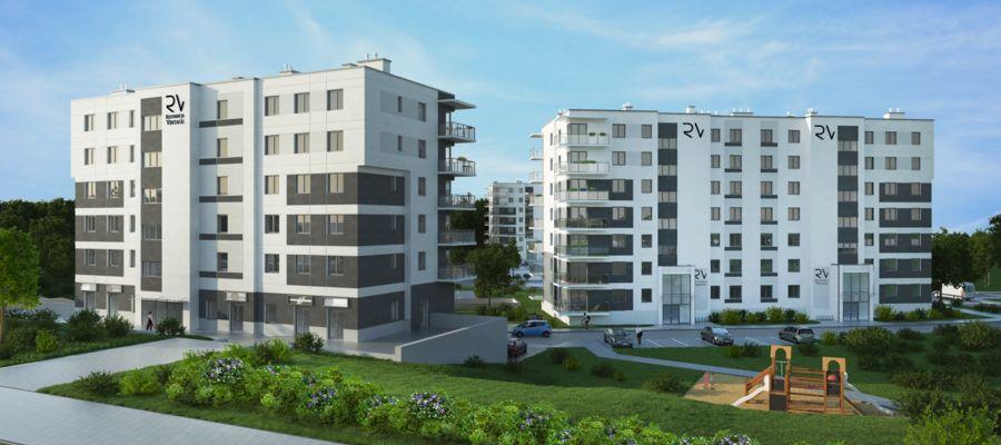 """""""Rezydencja Vintage"""" to przepiękny kompleks mieszkaniowy, który powstaje w centrum Olsztyna"""
