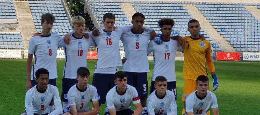W finale zagra reprezentacja Anglii