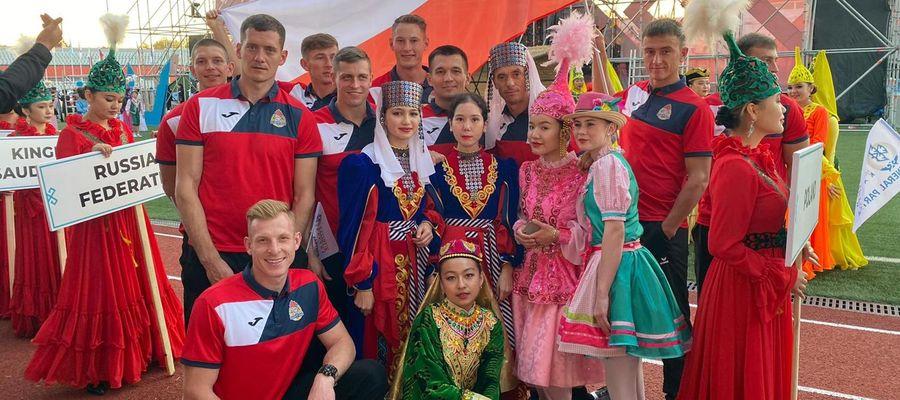 Migawka z mistrzostw świata w Karagandzie