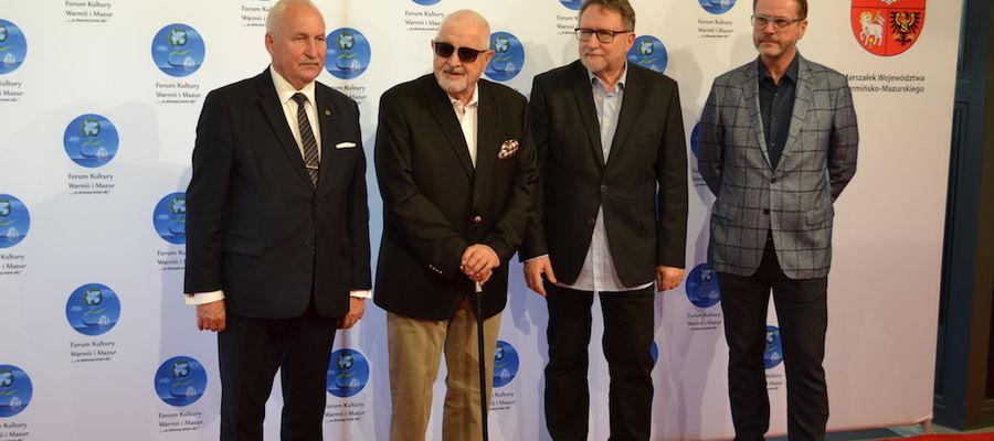W Olsztynie uczczono 90-lecie wybitnego filmowca Janusza Majewskiego