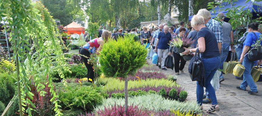 XXVI Jesienne Targi Ogrodnicze odbędą się w dniach 11-12 września w Starym Polu