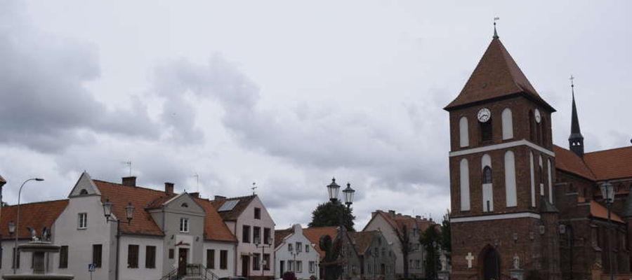 Tolkmicko leży około 25 km od Elbląga