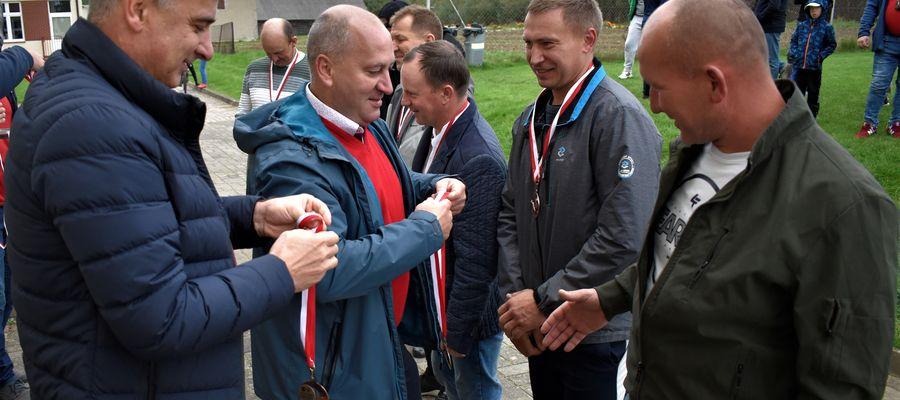 Mistrzostwa Gminy Lubawa w piłce nożnej OLD BOYS im. Benedykta Czarneckiego