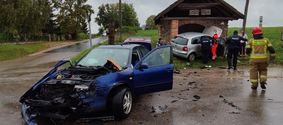 Nieostrożni kierowcy spowodowali trzy kolizje