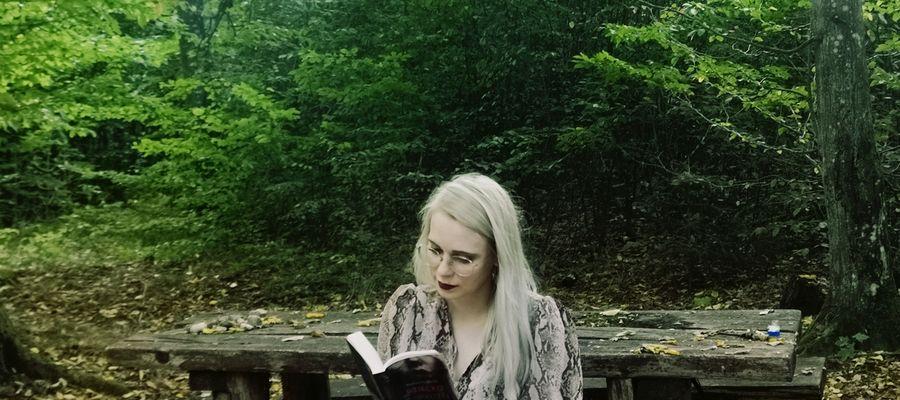 Paulina Cedlerska, autorka z Działdowa
