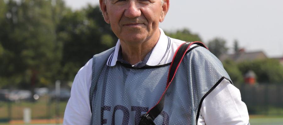 Ryszard Makszyński, fotograf z Działdowa