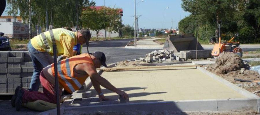 Poprawia się infrastruktura drogowa w gminie Pisz