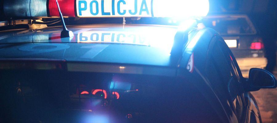 Po pościgu zatrzymano 25-letniego kierowcę
