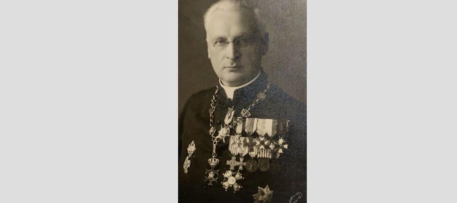 Ks. dr płk Jan Więckowski
