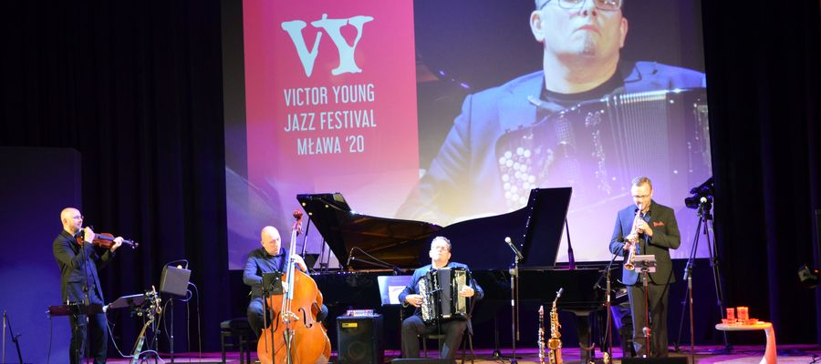 Victor Young Jazz Festival Mława odbywa się od trzech lat