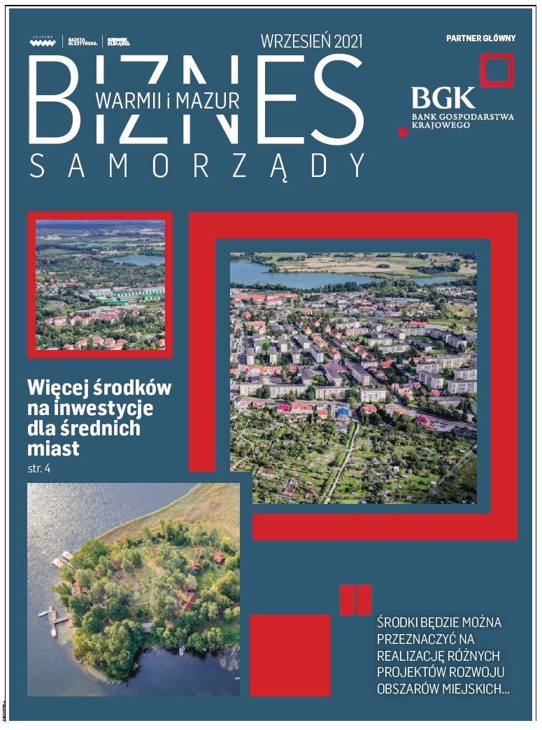 Biznes WiM - Samorządy 2021