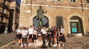 Uczniowie z Elbląga na praktykach we Włoszech