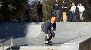 Ekstremalnie w nidzickim skateparku