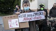Stan wyjątkowo nieludzki. Milczący protest w Elblągu [ZDJĘCIA]