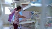 Wirusy zamykają dzieci w szpitalu