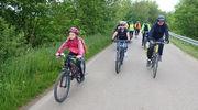 Rowerami w kierunku Tolkmicka i Kadyn