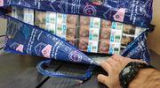 Policja zatrzymała Rosjankę handlującą papierosami