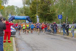 W południe wystartował XIV Półmaraton Ełcki