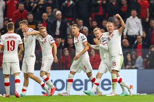 Polska wygrała w Albanii!