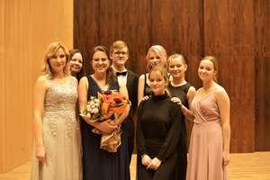 Magiczny koncert w Zespole Państwowych Szkół Muzycznych w Elblągu [ZDJĘCIA]