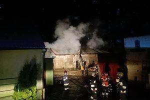 Dwa pożary w jednym gospodarstwie