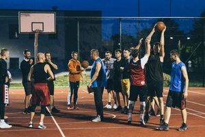 """SUSZ    W sobotę turniej """"It's basket time"""", zgłoś ekipę"""