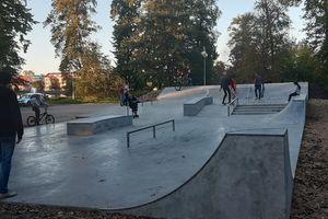 Zawody w nidzickim skateparku!