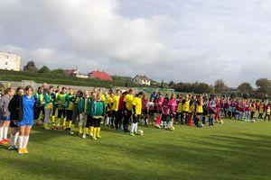 Mistrzostwa Województwa Warmińsko-Mazurskiego Zrzeszenia LZS w piłce nożnej dziewcząt