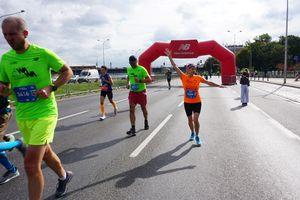 Wojownicy z Nidzicy ukończyli maraton