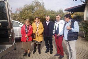 Door-to-door na Wilanowie