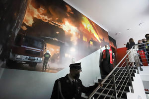 Strażacy z Olsztyna szkolą kolejnych bohaterów