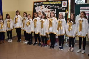 XXI Dzień Papieski w szkole w Marzęcicach