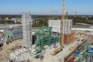 Budowa elektrociepłowni w Olsztynie