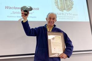 Przyznano najważniejszą nagrodę literacką na Warmii i Mazurach