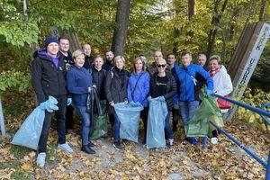 Burmistrz i Radni zachęcają do sprzątania
