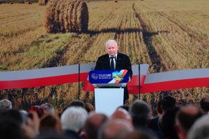 Jarosław Kaczyński przedstawił program dla wsi