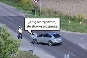 Kierowcy nie potrafią jeździć po tym skrzyżowaniu w Olsztynie. Policjanci pokazują błędy [VIDEO]