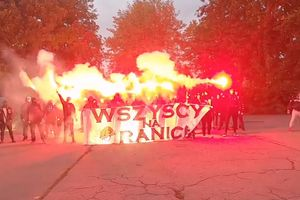 Kibice Mazura mobilizują się na mecz z Granicą
